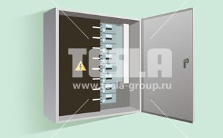Пункты распределительные серии ВРУ8-ПР