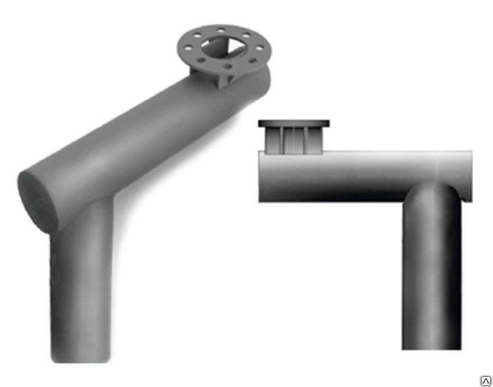 Выносной фундамент ФВ-0,325-2,0-1,4