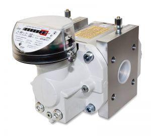 Счетчики газа ротационные RVG