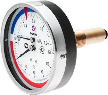 Термоманометр ТМТБ