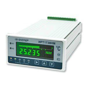 ИРТ 1730НМ - измеритель-регулятор 1 канал