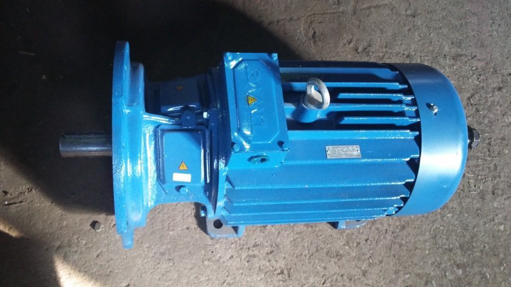 Электродвигатель 4MTF 132LВ6 У1 IM1001