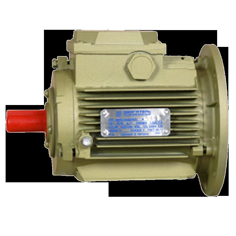Электродвигатель АИРМ63А4У1 IM3281