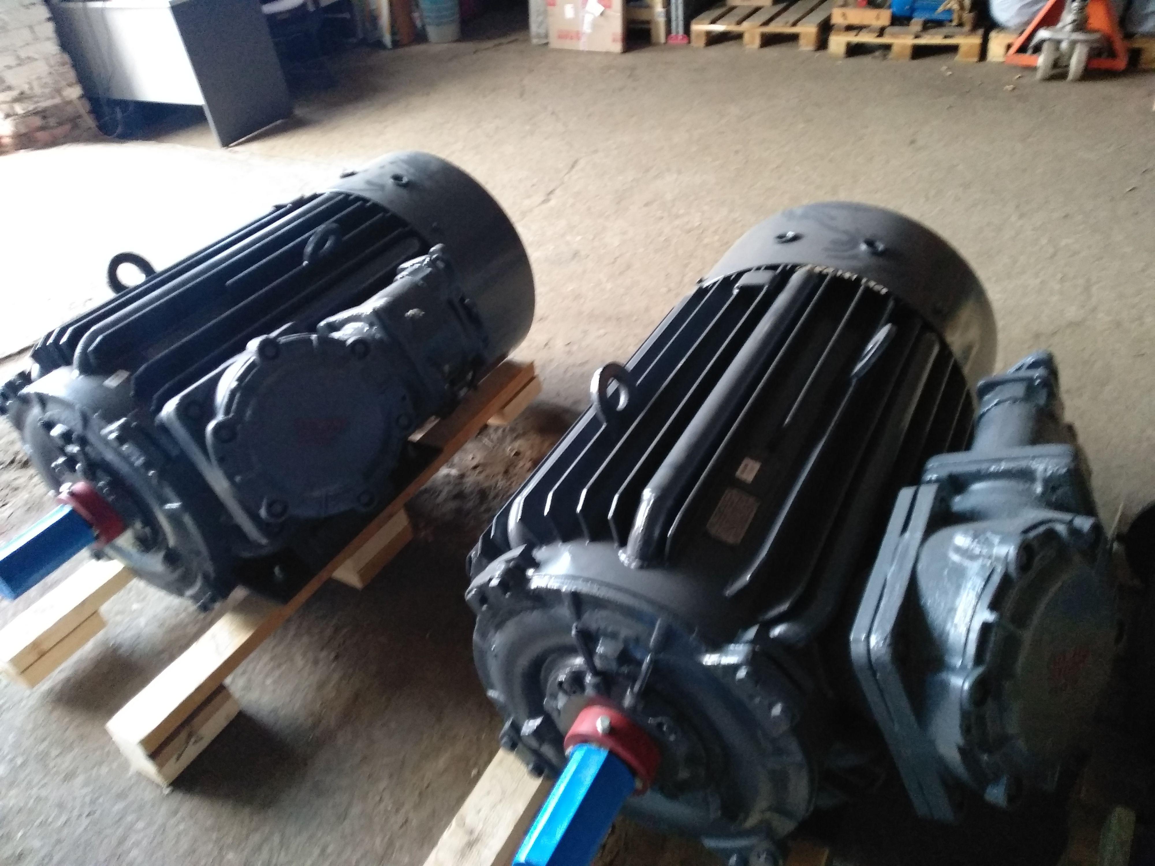 Электродвигатель ВАО2 280L4