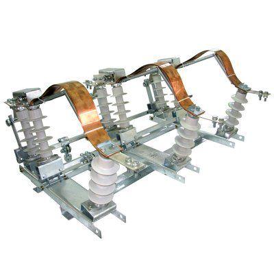 Высоковольтный разъединитель серии РЛК-1а-IV-10/400-УХЛ1