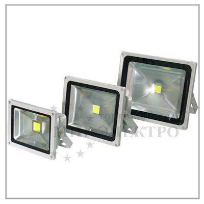 LED прожектор (матрица COB) 10-50 Вт