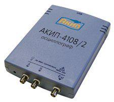 Цифровой запоминающий USB-осциллограф АКИП-4108