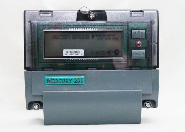 Счетчик Меркурий 200.02