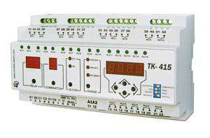 Таймер последовательно-комбинационный TK-415