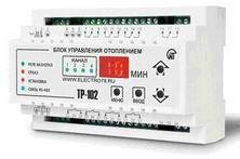 Цифровое температурное реле ТР-102 (управление отоплением)