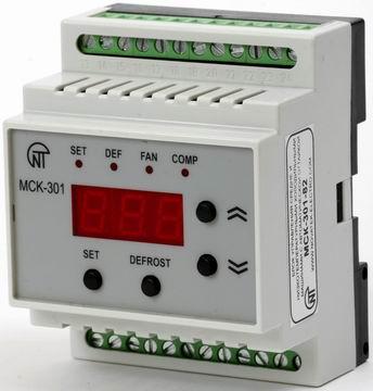 Контроллер управления температурными приборами МСК-301-3 (Мегафон)