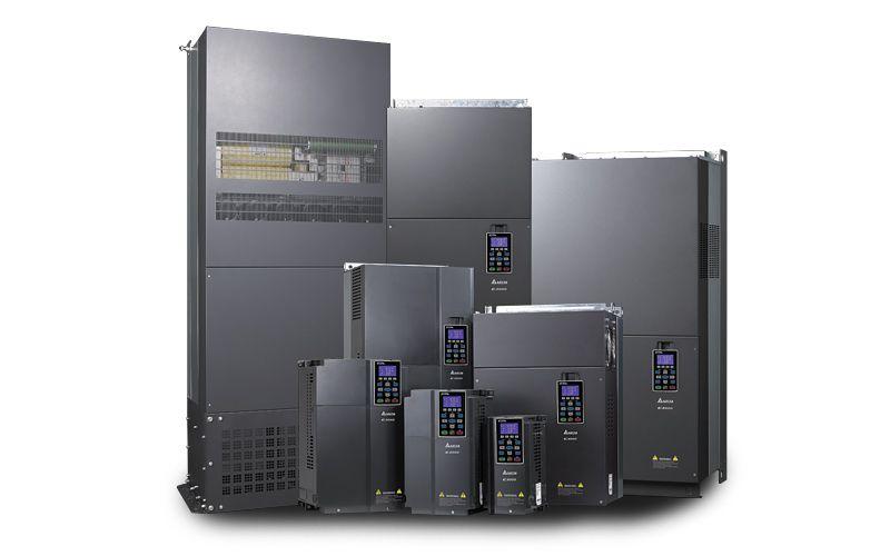 Преобразователь частоты VFD3550C43A