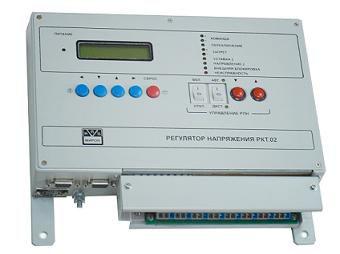 Регулятор напряжения трансформаторов (РКТ.02) с цифровым интерфейсом RS485.