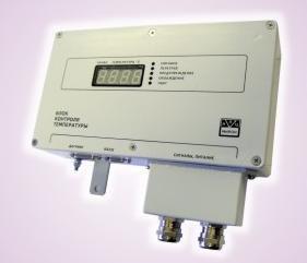 Блок контроля температуры сухих трансформаторов БКТ-3