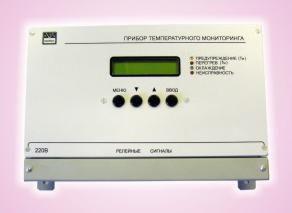 Прибор мониторинга температуры масла ТМ-1