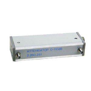 Ступенчатые электромеханческие аттенюаторы на каналы 3,5/1,52 И 2,4/1,04 мм
