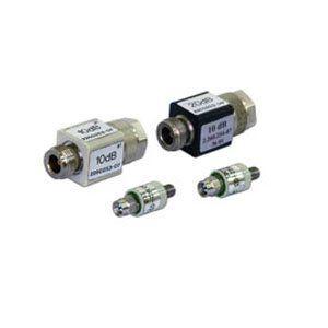 Широкополосные фиксированные аттенюаторы на каналы 3,5/1,52 и 7/3,04 мм