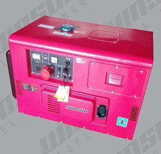 Бесшумные дизельные генераторы WS15000