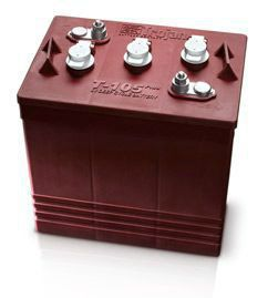 Тяговые аккумуляторные батареи TROJAN-Т-105(жидкий электролит)6В 125/225