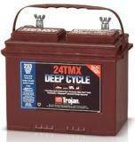 Тяговые аккумуляторы батареи TROJAN 24 TMX(жидкий электролит)12В 70/85
