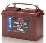 Тяговые аккумуляторы батареи TROJAN 27 TMX(жидкий электролит)12В 95/115