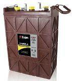 Тяговые аккумуляторные батареи TROJAN-L16E(жидкий электролит)6В 303/370