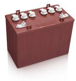 Тяговые аккумуляторные батареи TROJAN-T-1275(жидкий электролит)12В 120/150