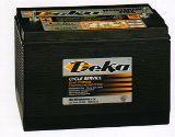Тяговые аккумуляторные батареи Deka 7T31 (жидкий электролит) 12В 140А/ч