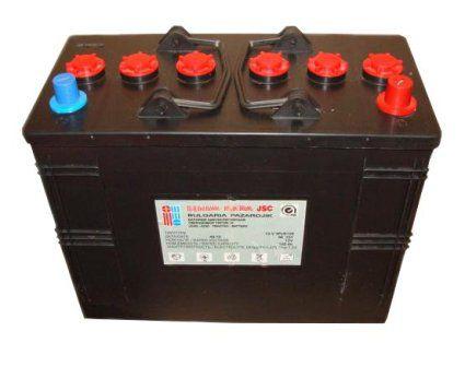 Тяговые аккумуляторные батареи ИСКРА (жидкий электролит) 12 120а/ч