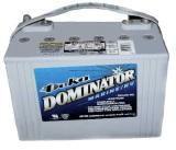 Герметизированные тяговые аккумуляторные батареи Deka 8 A24 12В 80А/ч AGM