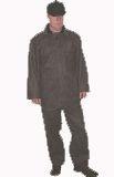 Костюм суконный кислотостойкий (брюки+куртка)
