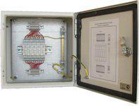 Щиток защиты от импульсных перенапряжений ЩЗИП-М318-20-IP54-УХЛ1