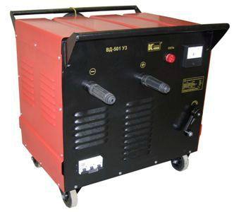 Сварочный выпрямитель ВД-501 У3 (3х380 В)