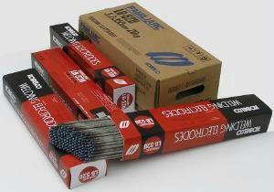 Электроды для сварки углеродистых сталей, Kobelco LB-52U д 2,6 мм. 3.2 мм, 4 мм (Япония)