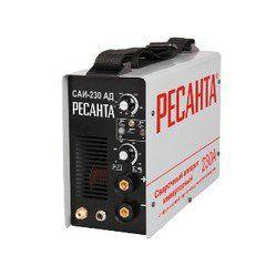 Сварочный инвертор для аргонодуговой сварки Ресанта САИ 230АД (DC)