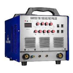 Сварочный аппарат для аргонодуговой сварки VARTEG TIG 200 AC/DC PULSE для алюминия пульсовый