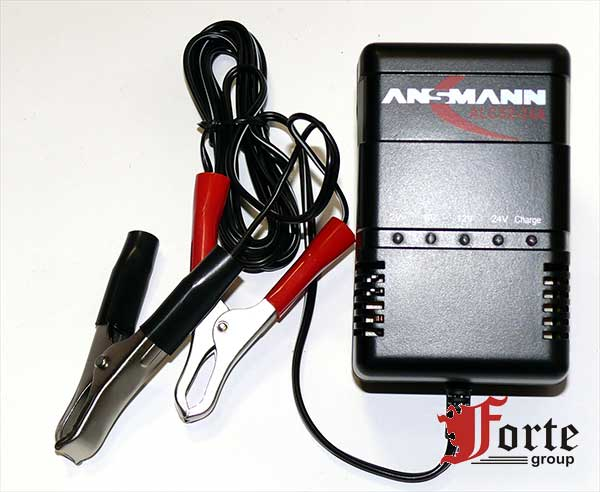 Зарядное устройство ANSMANN ALCS 2-24A