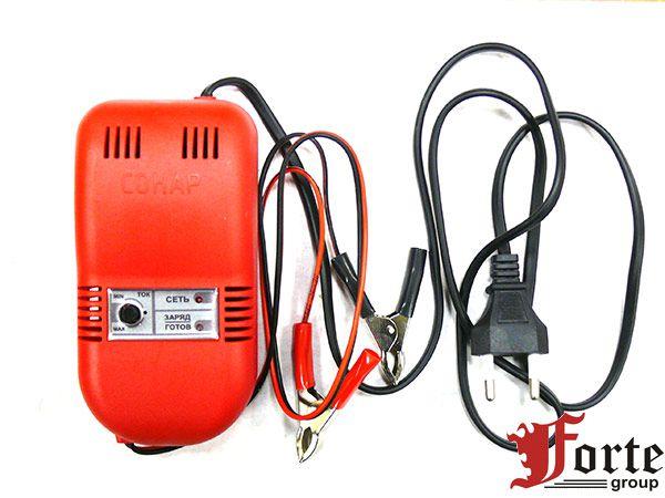 зарядное устройство для мото УЗ 205.08 (12v, 0-1.8A)