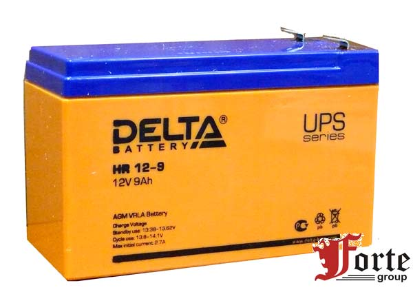Аккумуляторы для ИБП Delta HR12-9