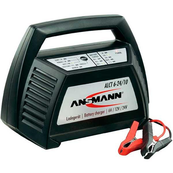 Интеллектуальное зарядное устройство ANSMANN ALCT 6-24/10
