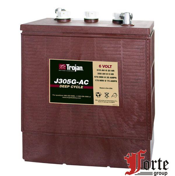 Тяговые аккумуляторы Trojan J305G