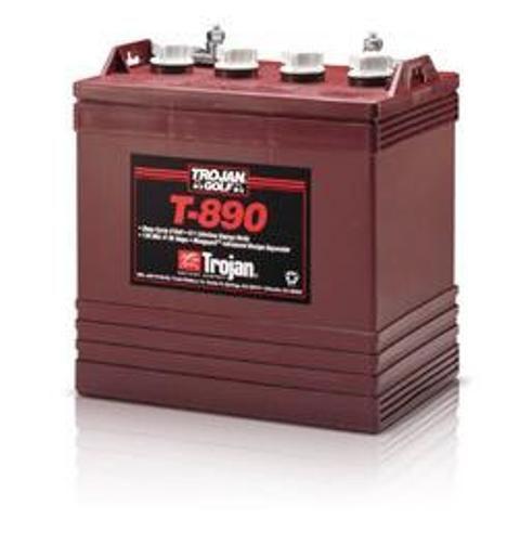 Тяговые аккумуляторы Trojan T890