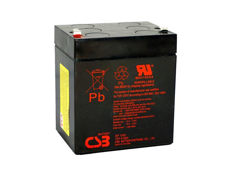 Аккумулятор для ИБП (UPS) CSB GP 1245