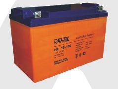 Аккумулятор для ИБП Delta HR 12-100