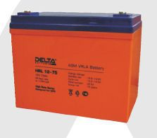 Аккумулятор для ИБП Delta HRL 12-75