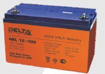 Аккумулятор для ИБП Delta HRL 12-100