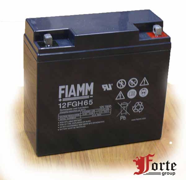 Аккумулятор для ибп (ups) FIAMM 12FGH65