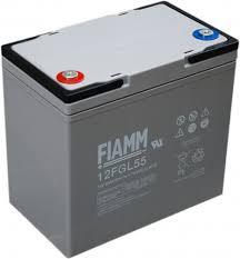 Аккумуляторы для ИБП FIAMM 12FGL55