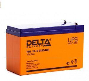 Аккумуляторы для ИБП Delta HRL12-9