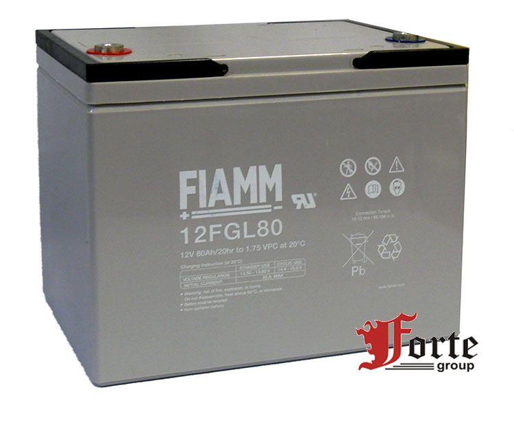 Аккумулятор для ИБП FIAMM 12FGL80